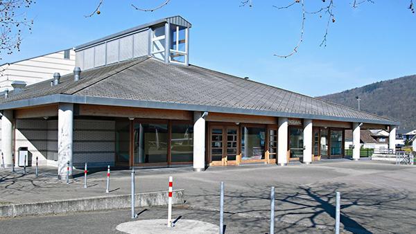 Schulhaus Rothrist